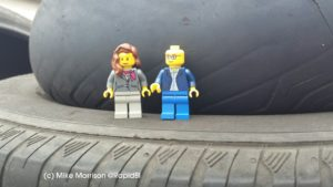 Have your team Leaders lost their grip? Where the rubber meets the customer service road #training minifig