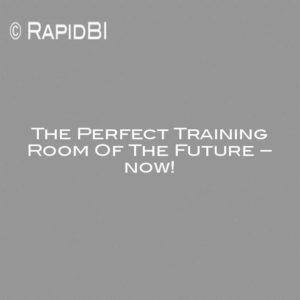 The Perfect Training Room Of The Future – now!