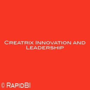 Creatrix Innovation and Leadership