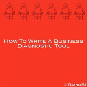 How To Write A Business Diagnostic Tool