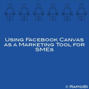 Using Facebook Canvas as a Marketing Tool for SMEs
