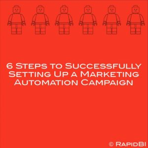6 Steps to Successfully Setting Up a Marketing Automation Campaign