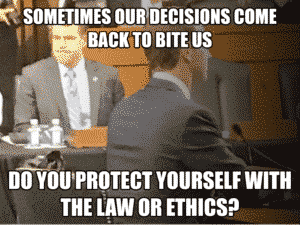 Decisions & Ethics